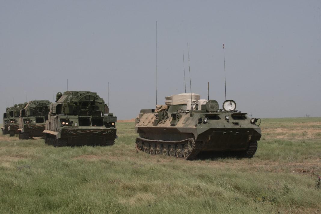 Зенитчики ЮВО отразили воздушный удар из ЗРК «Тор-М2» на учениях под Волгоградом