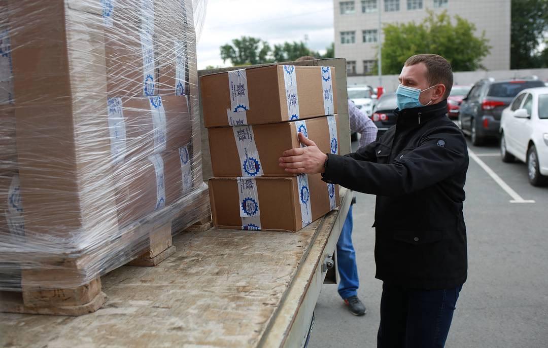 Адресную поддержку ветеранов и тружеников тыла проводит «Алмаз-Антей»