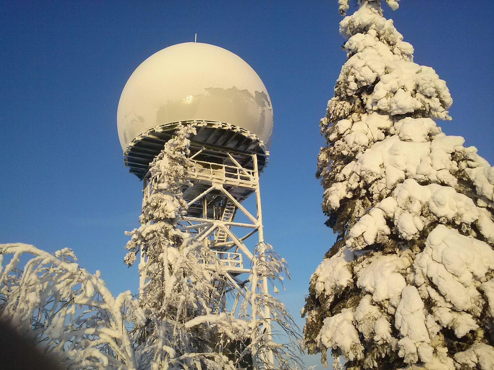 В Арктике состоялись испытания российского радара «Сопка-2»