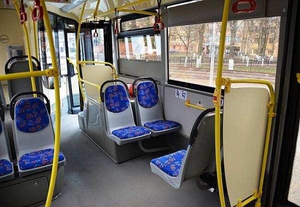 Первую партию новых автобусов ЛиАЗ в рамках нацпроекта получил Пермский край
