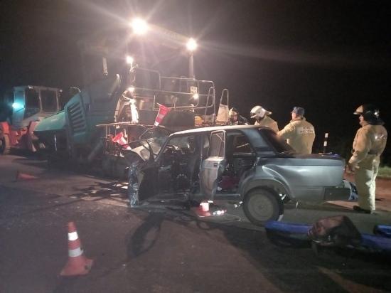 Три человека погибли в крупном ДТП в Башкирии