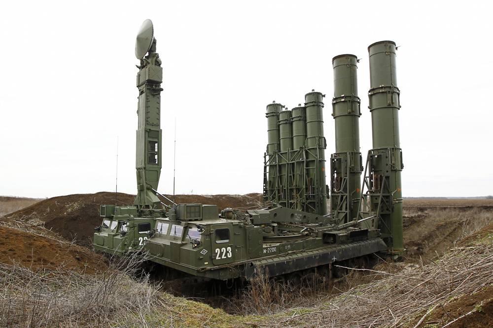 Новая ракета для системы ПВО С-300В4 уничтожает гиперзвуковые цели