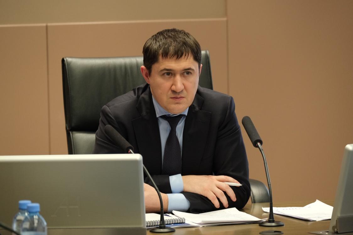 Махонин вступил в должность губернатора Пермского края