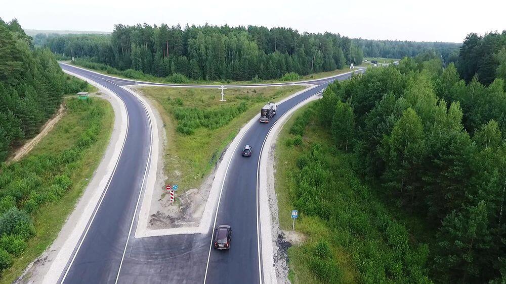 Ульяновский «Автодор» проведет капремонт участка автотрассы «Вятка» в Марий Эл