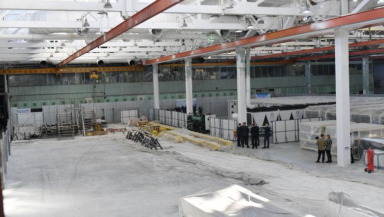 Индустриальный парк создадут в Удмуртской Республике