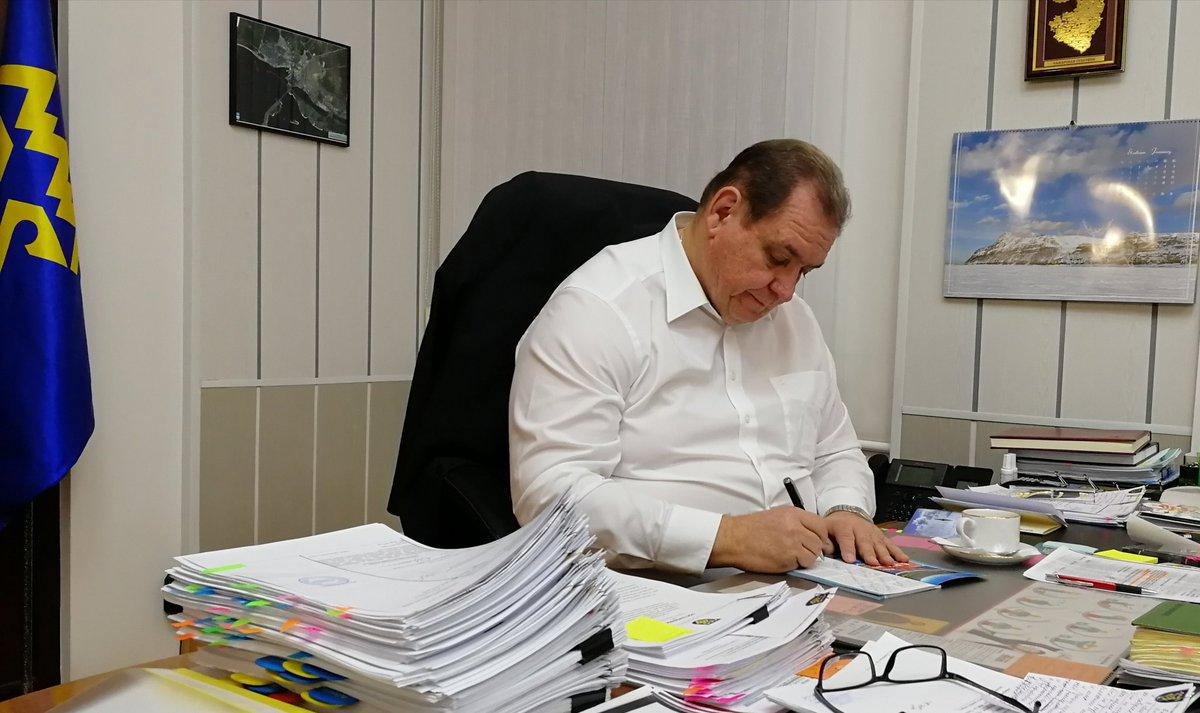 Мэр Тольятти подал в отставку