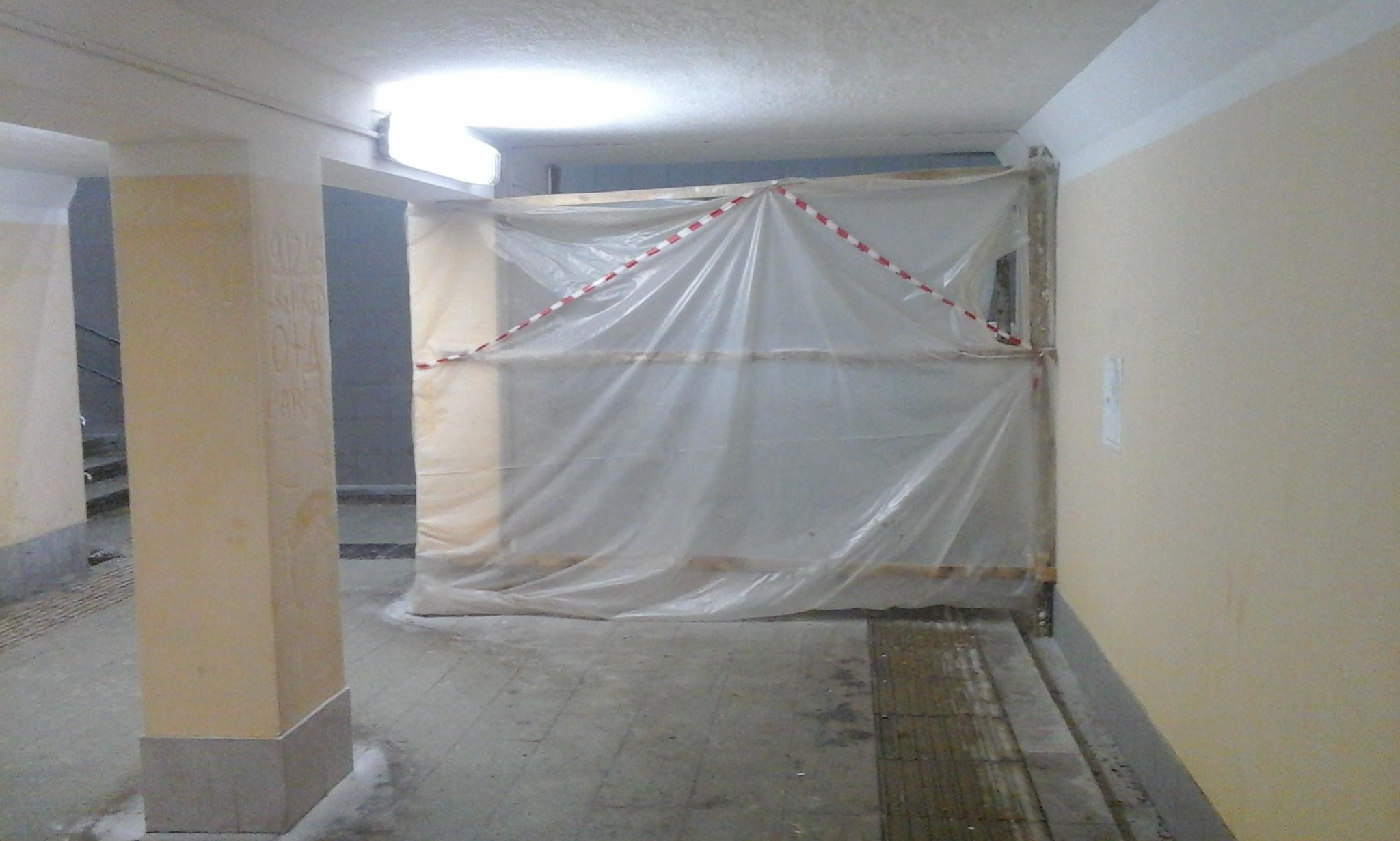 На строительстве подземных переходов в Самаре украли 3,4 млн рублей
