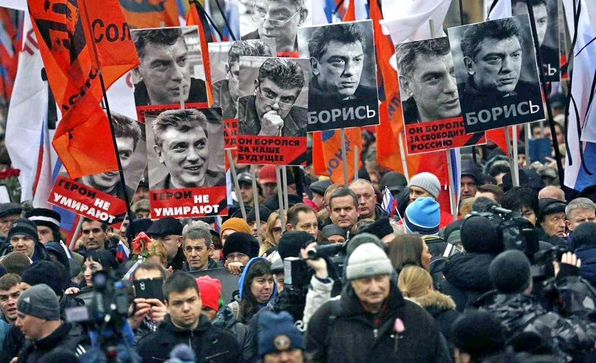 Митинг в память о Немцове пройдет в Казани