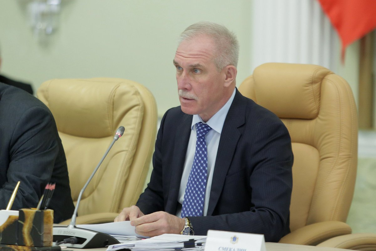 Бывший ульяновский губернатор Морозов назначен помощником полпреда в ПФО