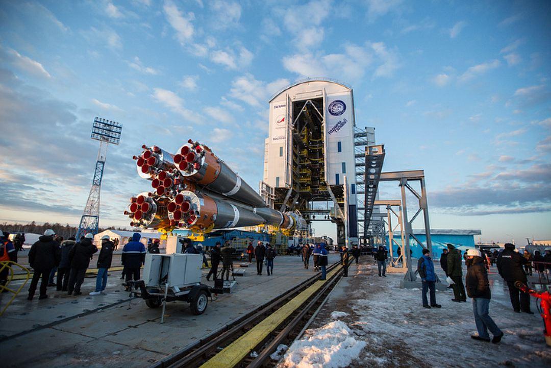 """России больше не приёдтся согласовывать запуск ракет с Казахстаном и Китаем. Новый космодром """"Восточный"""""""