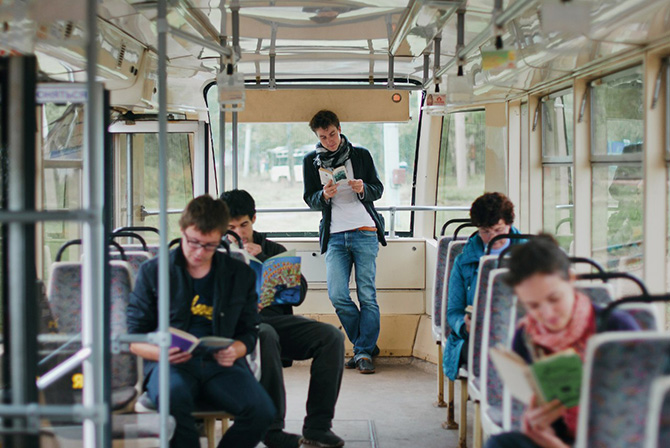 Ульяновские студенты будут ездить на электротранспорте бесплатно