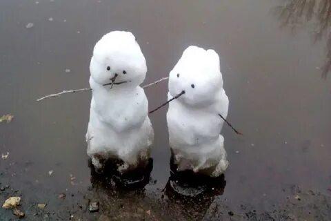Празднование Дня снега в Ульяновске и Чебоксарах перенесли из-за его отсутствия