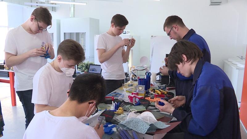 Станция технического творчества «Гагарин» открылась в Оренбурге