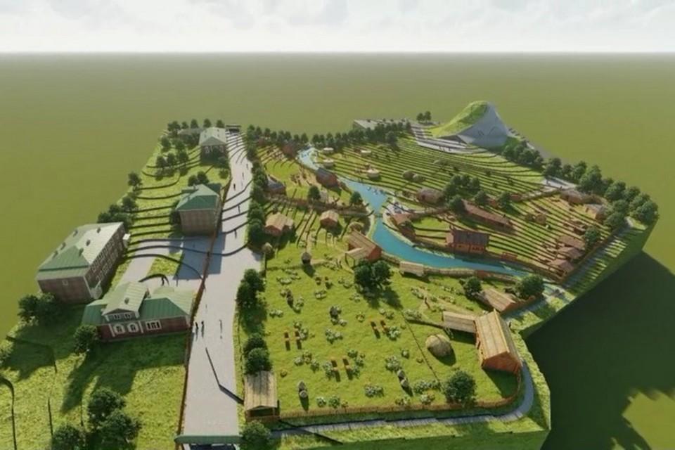 Этнографический музей под открытым небом создадут в Уфе