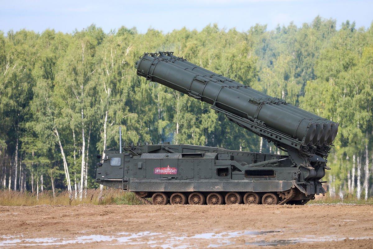 Зенитчики ЮВО применили новейшие системы ПВО С-300В4 на учениях под Краснодаром