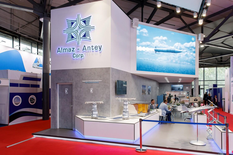«Алмаз-Антей» представит на «МВМС-2021» новейшие средства ПВО морского базирования