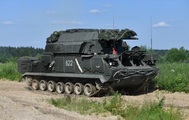 Под Москвой комплексы ПВО «Тор-М2» успешно отразили условное воздушное нападение