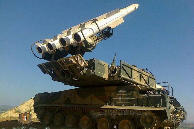 F6-ЗРК-Бук-М2-ПВО-Сирии