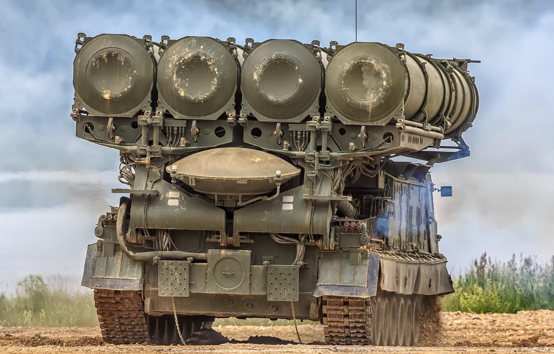 Зенитные подразделения ЗВО отразили условный авианалет противника с помощью ЗРС С-300В